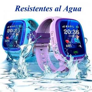Localizador GPS para niños acuaticos