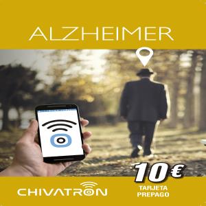 Special product - Tarjeta alzheimer