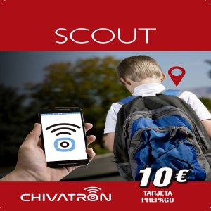 Special product - Tarjeta scout